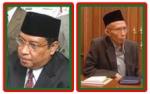 KH. Said Agil Siradj, DR. KH. Sahal Mahfudz